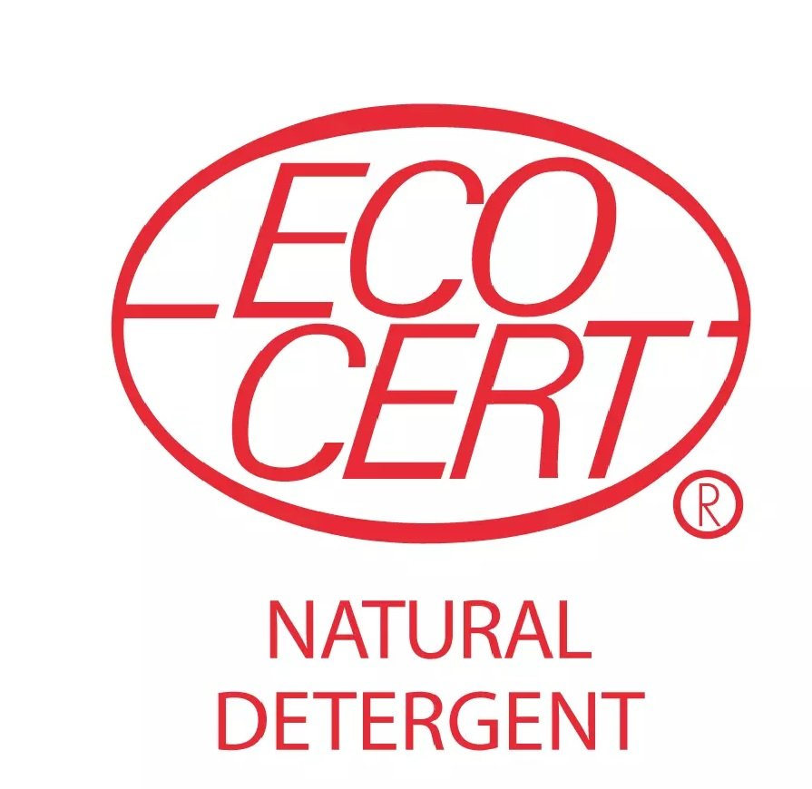 EcoCert Natural Detergent