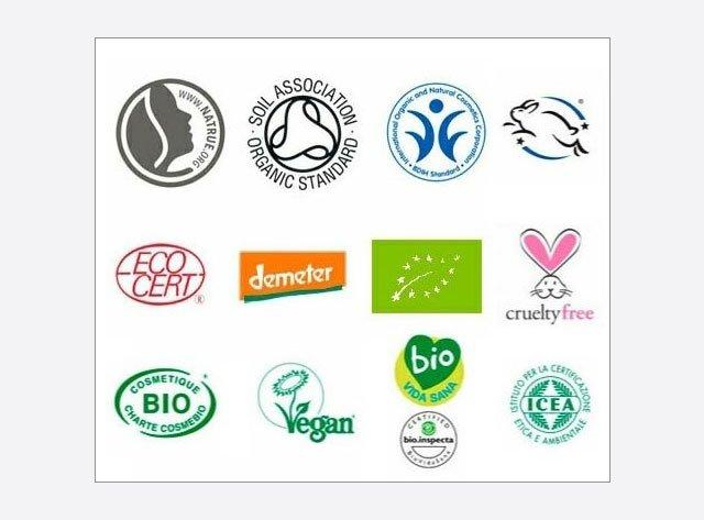 Certificados Cosmética Ecológica