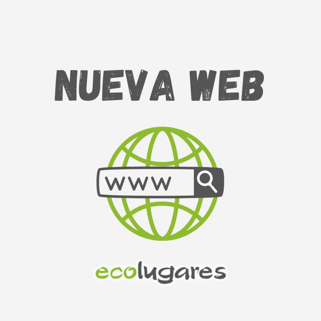 Nueva web de ecoLugares