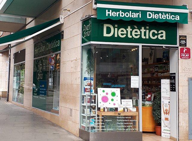 Herbodietética Diet Center Sants